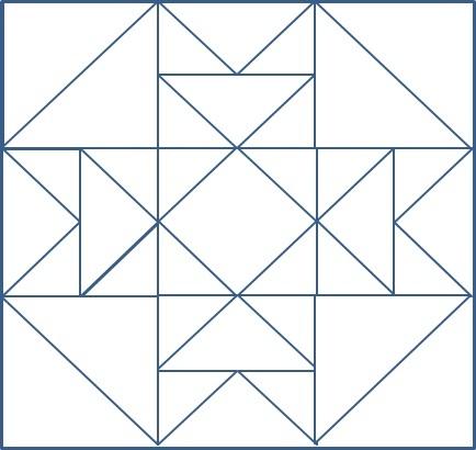 Схема блока октября