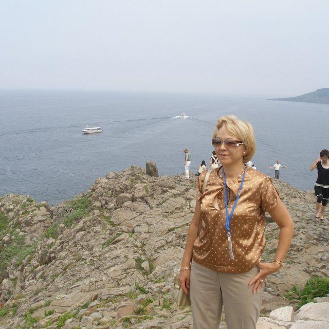 Лариса Кожевина